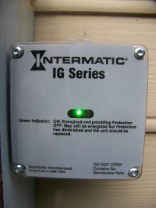 Intermatic Surge Protector