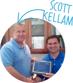 Scott Kellam - In the Community
