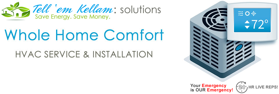 Kellam Mechanical Whole Home Comfort Solutions