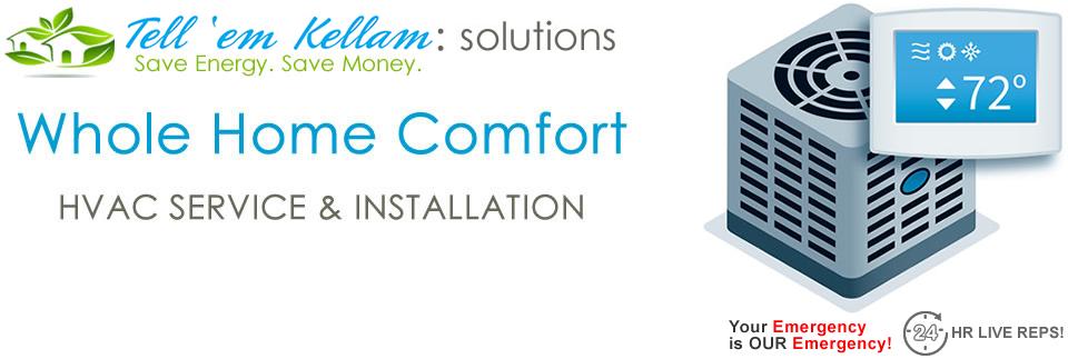 Kellam Mechanical Whole Home Comfort Solutions