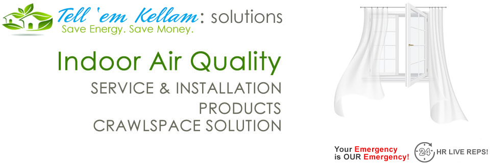 Kellam Mechanical Indoor Air Quality