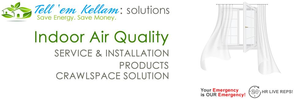 Kellam Mechanical Indoor Air Quality
