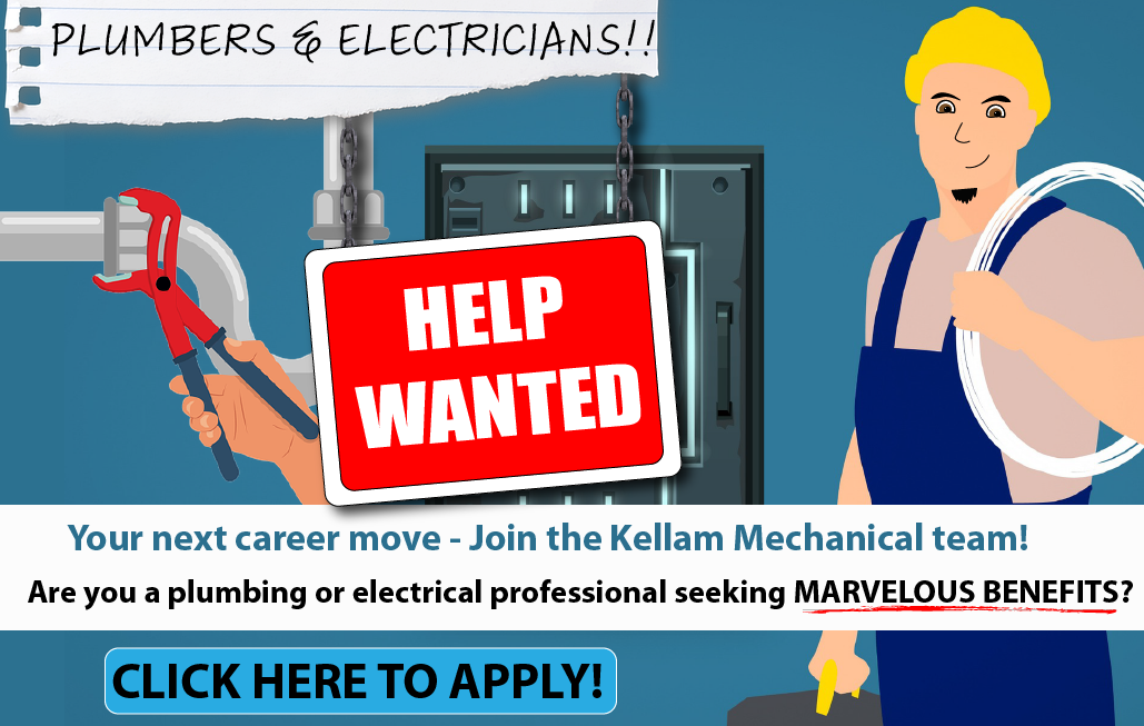 Your next career move - Join the Kellam Mechanical team!