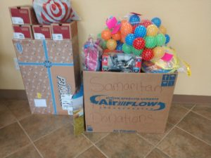 Samaritan House Donations