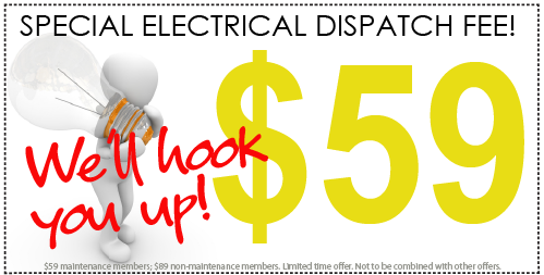 Electrical Dispatch Fee
